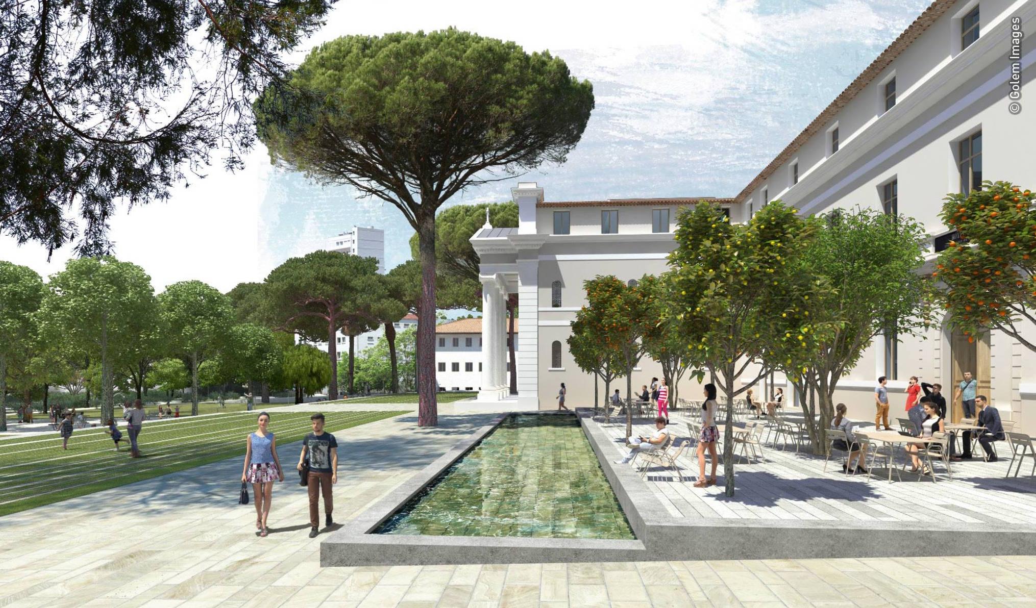 zone franche Toulon